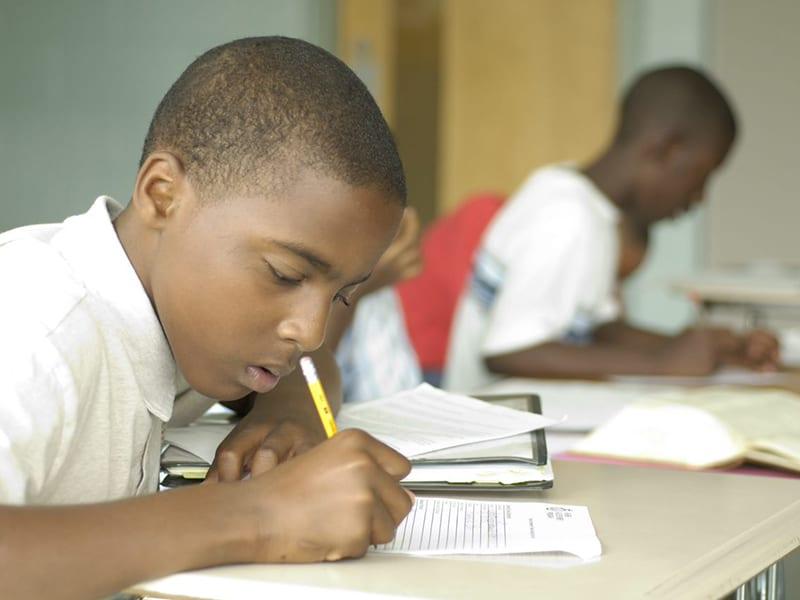 School Funding by Race - Higher Achievement